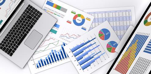 投資とビジネス資料