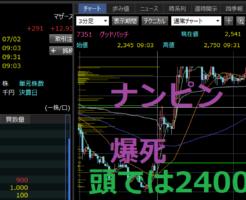 株式投資のミストレード